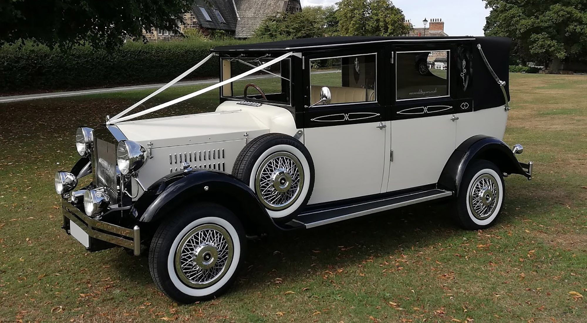 Viscount Landaulette Wedding Cars – True Luxury, Timeless Elegance