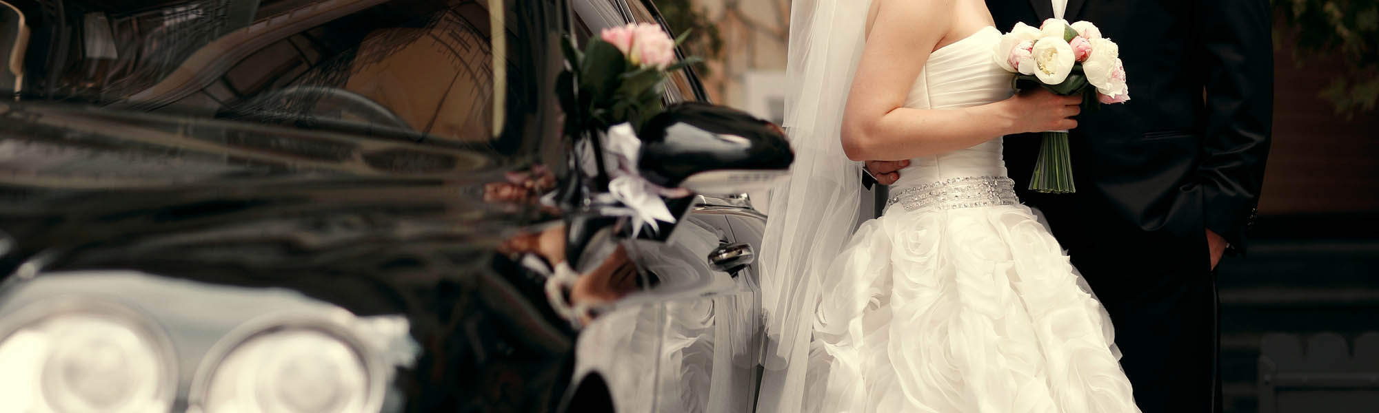 Wedding Car Hire Packages